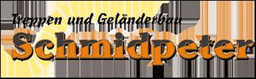 Treppenbau Schmidpeter Logo